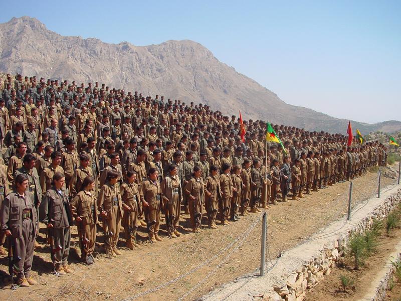 PKK_Members_Kurdistan