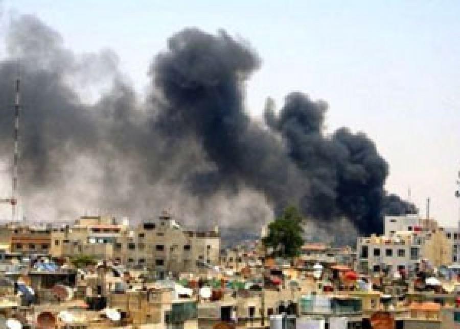siria_bombardamento