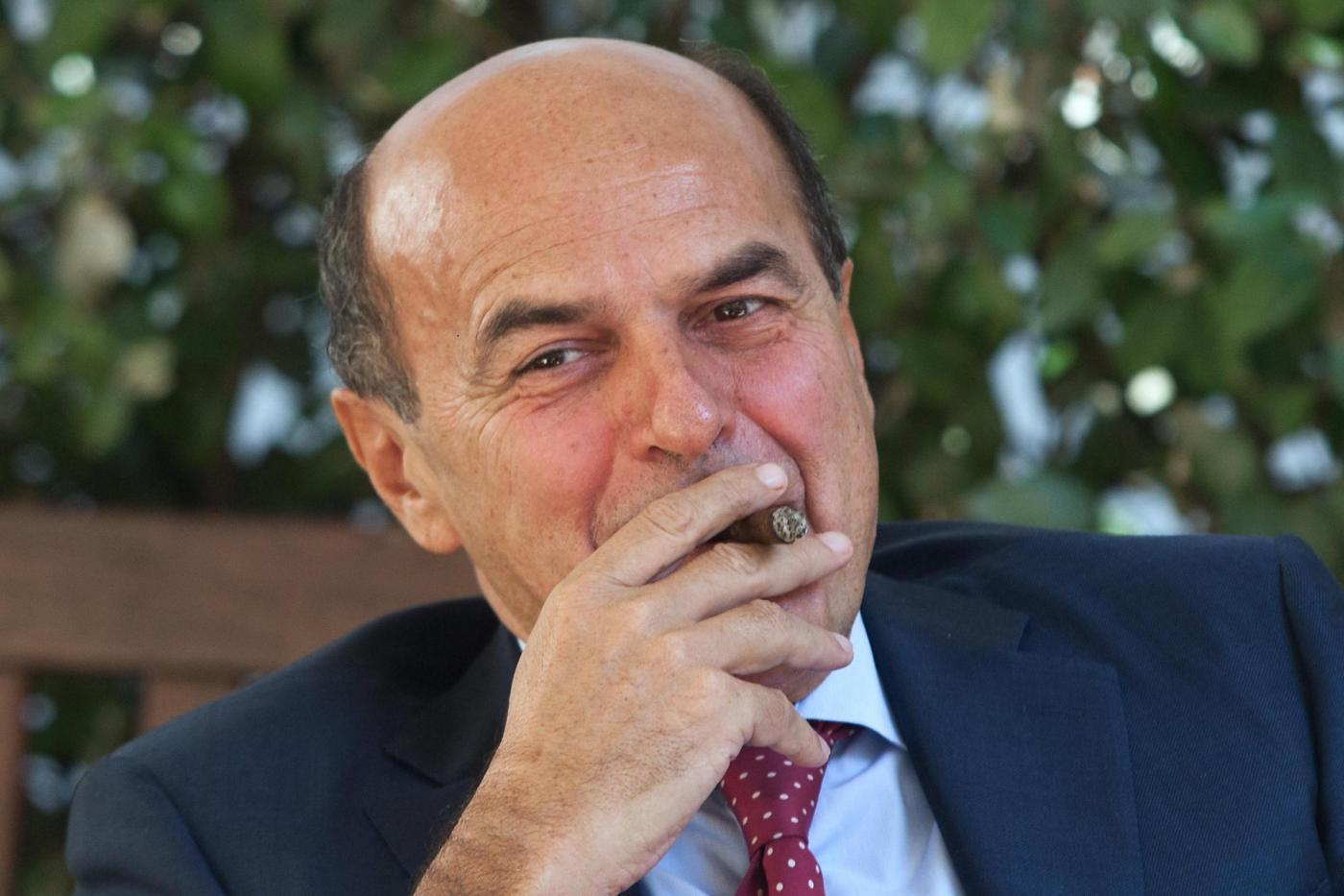 Bersani presenta la squadra per le primarie del PD