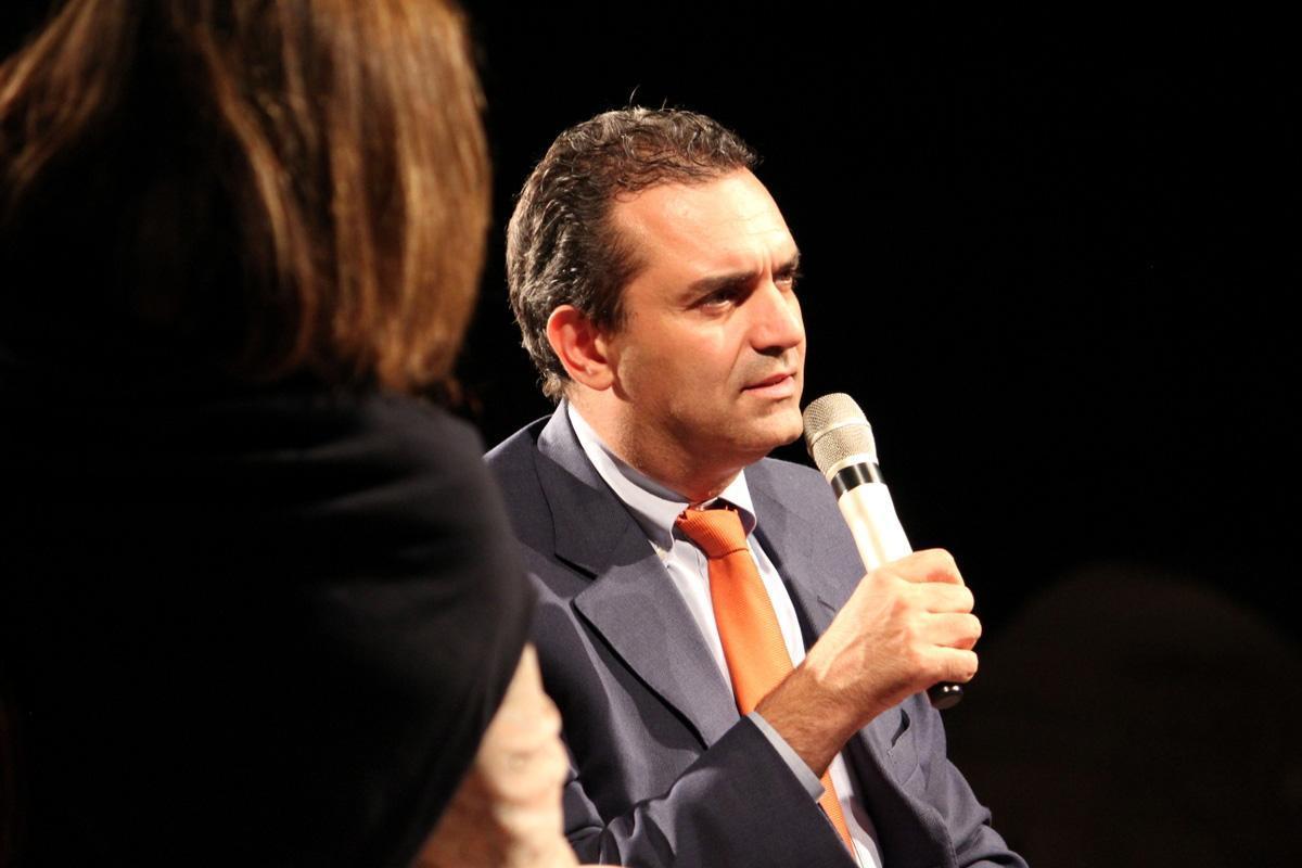 Luigi De Magistris a 'Napoli citta' viva Estate 2011'