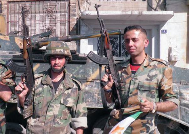 Siria esercito