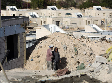 ISRAEL-PALESTINIAN-CONFLICT-SETTLEMENT