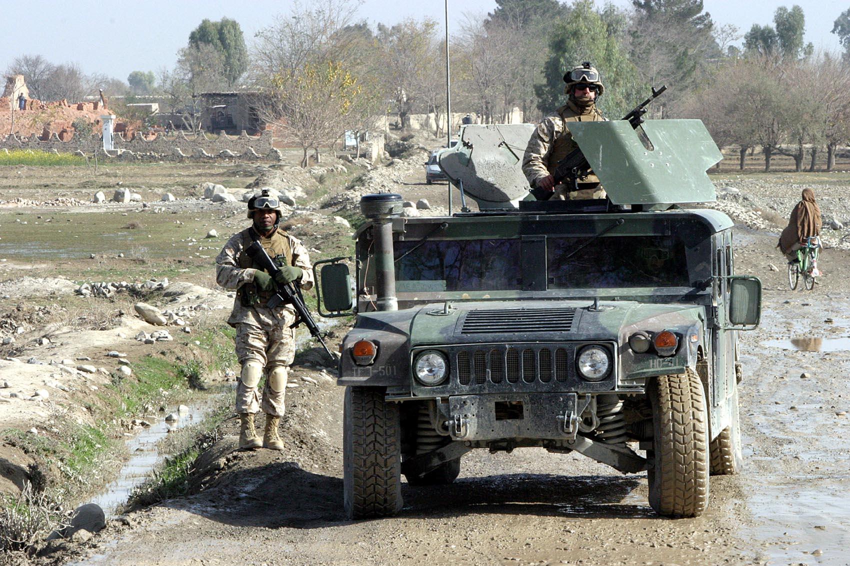 Operation Enduring Freedom (OEF)