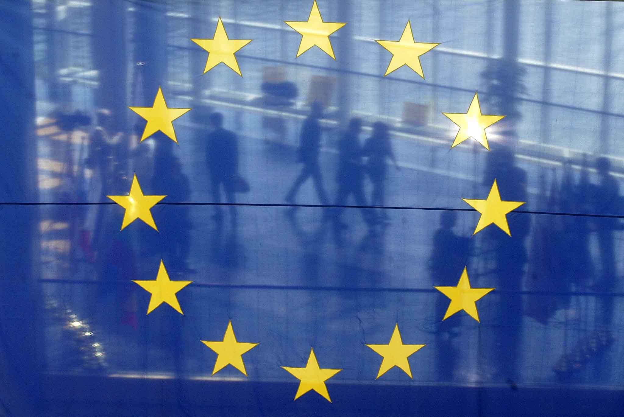 UE - Parlamento Europeo - sessione d'apertura