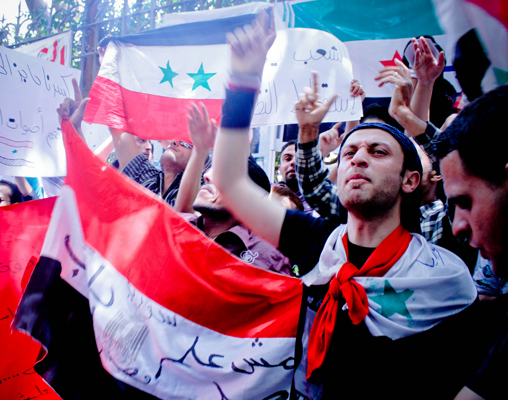 Manifestazione-Siria-2