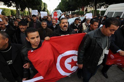 tunisiaproteste