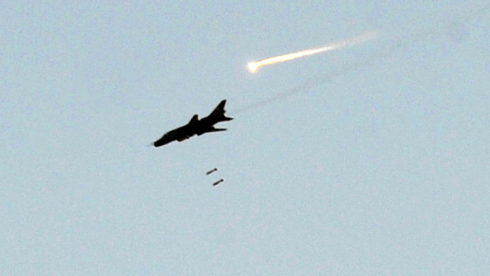 syria-planes-bomb-lebanon.si